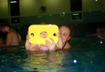 Plavání praha 5